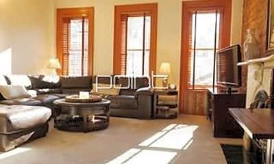 Living Room, 43 Charles St, 0