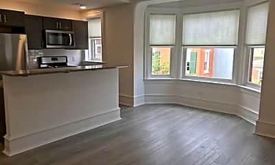 Living Room, 19 N Duke St 403, 1