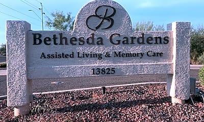 Bethesda Gardens, 1
