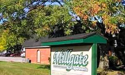 Millgate Apartments, 1