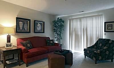 Living Room, Linden Lane, 1