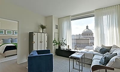 Living Room, 30 Dalton, 0