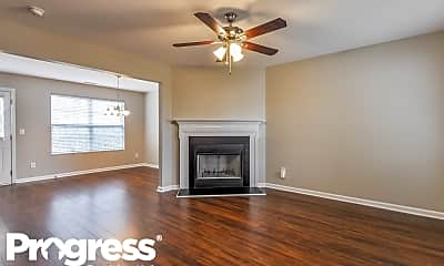 Living Room, 3430 Idlewood Village Drive, 1