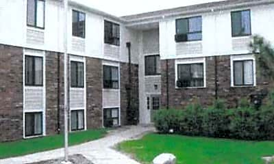 Clio Village Apartments, 1