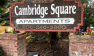 Cambridge Square South, 1