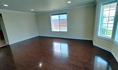 Living Room, 7912 Redonda Dr, 1