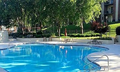 Pool, Amber Ridge, 1