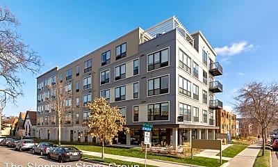 Building, 401 University Avenue SE, 0