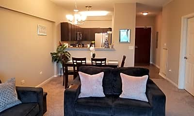 Living Room, 6420 Double Eagle Dr 410, 1