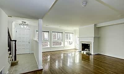 Living Room, 1230 Eton Ct NW T26, 1