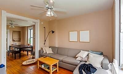 Living Room, 1101 N Marshfield Ave, 0