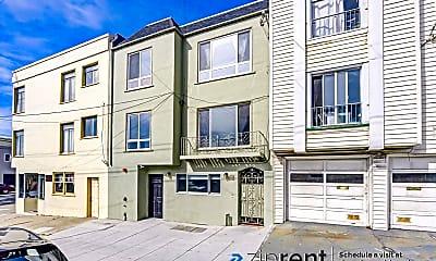 Building, 4542 Cabrillo St, 0