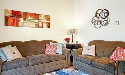 Living Room, McNary Heights, 1