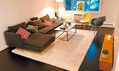 Living Room, 327 Harvard St, 0