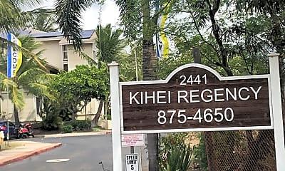 Kihei Regency Apartments, 1