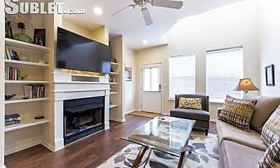 Living Room, 945 Baxter Ave, 1