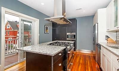 Kitchen, 2 Lawrence St, 1