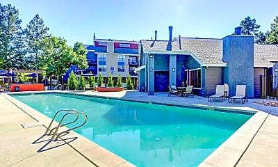 Pool, Advenir at Del Arte Townhomes, 0
