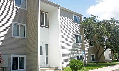 Building, Village Square Apartments, 1