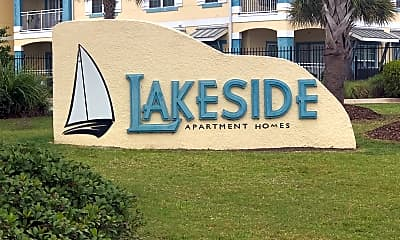 Lakeside Apartment Homes, 1