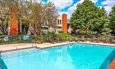 Pool, The Mansion Apartments, 0