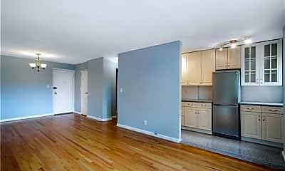Living Room, 111 E Hartsdale Ave 4C, 1
