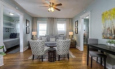 Dining Room, 3721 Broadway Blvd, 1