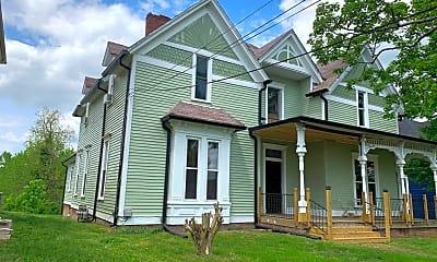 Building, 117 Marion St, 1