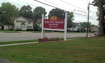 Park Site Manor Apartments, 1