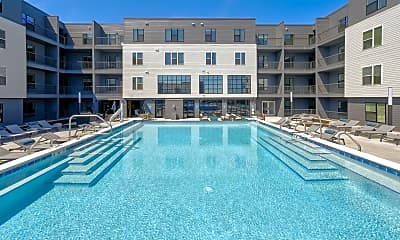 Pool, The Mark at Fishers District, 0