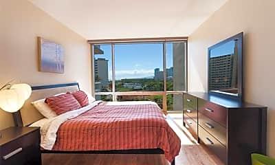 Bedroom, 1551 Ala Wai Blvd 704, 0