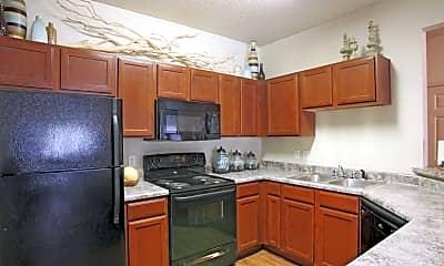 Kitchen, Landmark of D'Iberville, 1