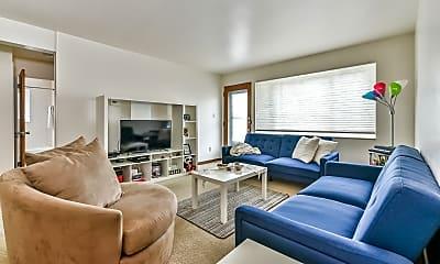 Living Room, MJ Kelly Shadyside, 1