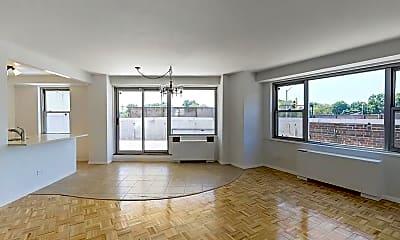 Living Room, 85-15 Main St 1D, 1
