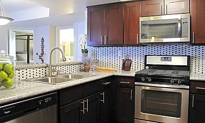 Kitchen, Park Regency, 1