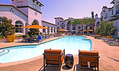 Pool, Vistara Apartments, 0