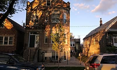 Building, 2343 S Trumbull Ave 1F, 0