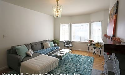 Living Room, 3626 Anza St, 0