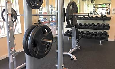 Fitness Weight Room, 3148 Bollard Rd, 2
