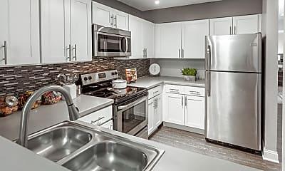 Kitchen, Grays Pointe Apartments, 0