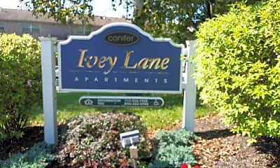 Ivey Lane Apartments, 1