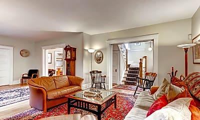 Living Room, 2153 S St Paul St, 1