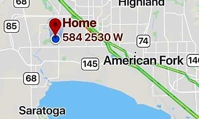 Bathroom, 584 2530 W, 2