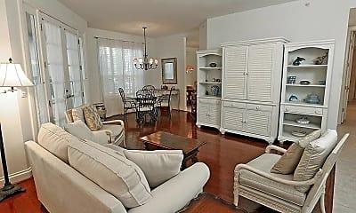 Living Room, 117 Colonade Cir 201, 1