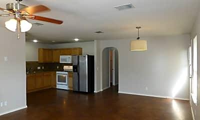 Living Room, 4621 Best Way, 1