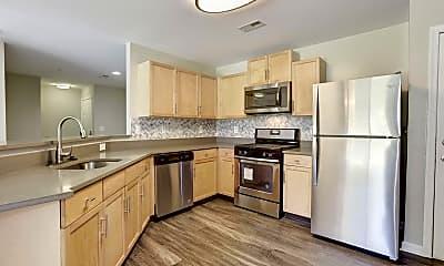 Kitchen, Owings Park Apartments, 0
