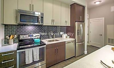 Kitchen, 60 Henley St, 1