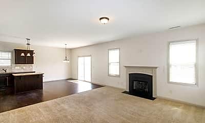 Living Room, 213 E Webber Lane, 1