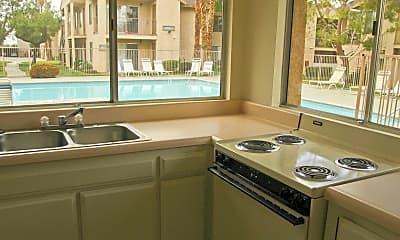Kitchen, Oak Ridge Terrace, 1