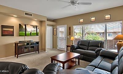 Living Room, 9100 E Raintree Dr 247, 0